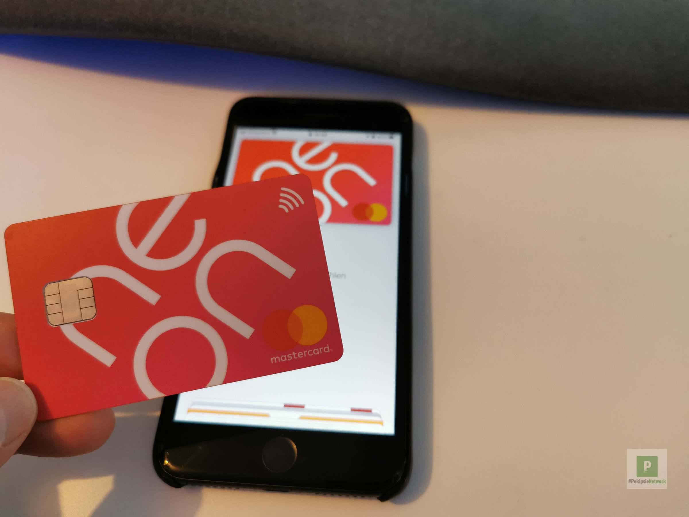 Neon und Apple Pay – Endlich ein Ende, es ist da