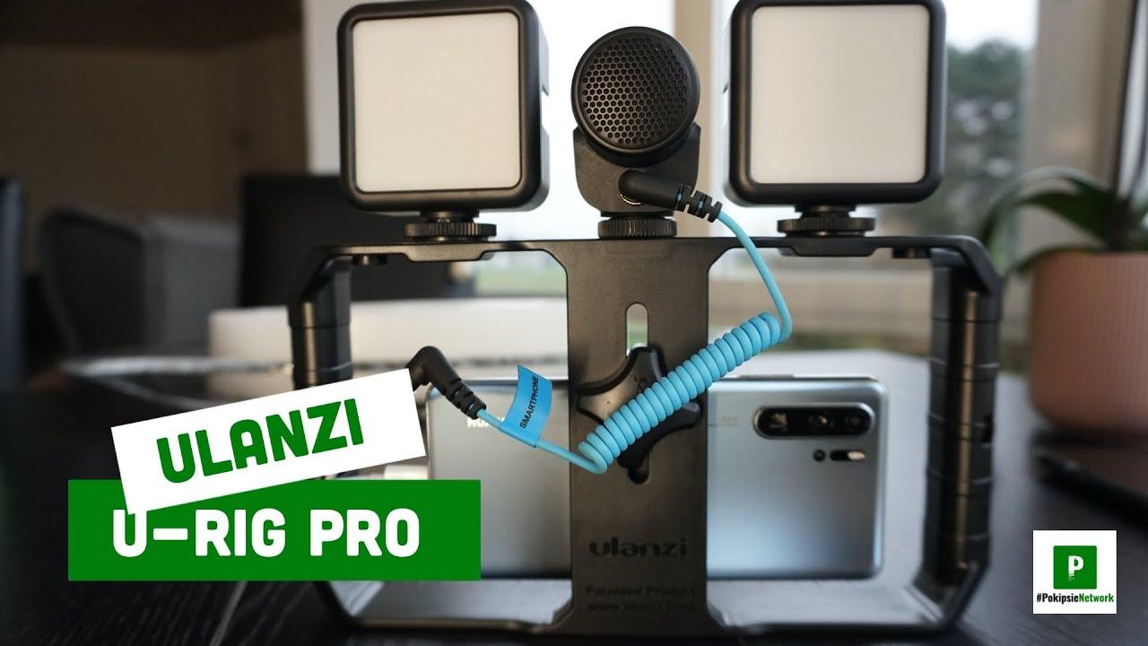 Video – ULANZI U-Rig Pro