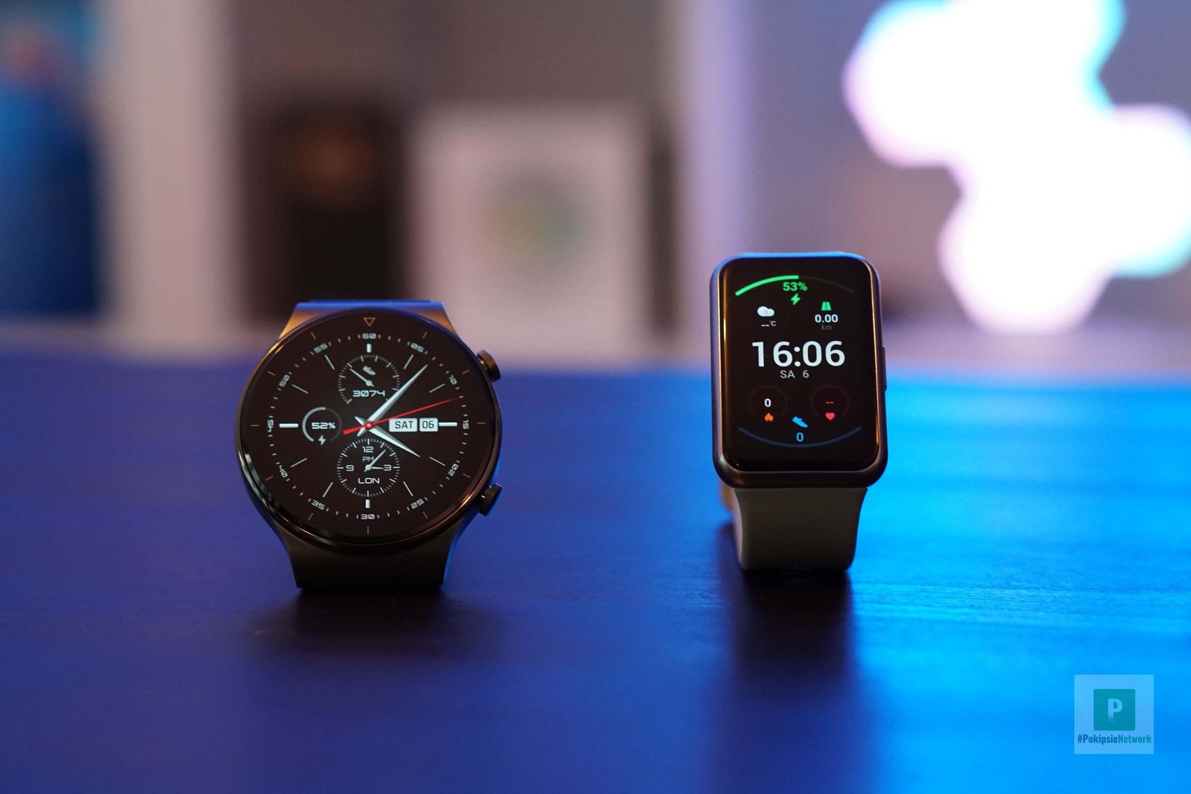 Valentinstag Geschenke - Huawei Smartwatches