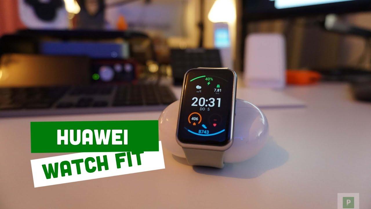 Video – Huawei Watch FIT
