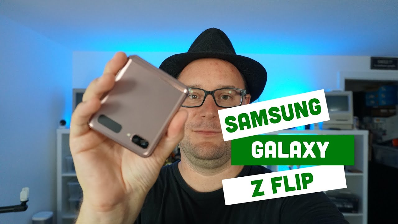 Video – Samsung Galaxy Z Flip