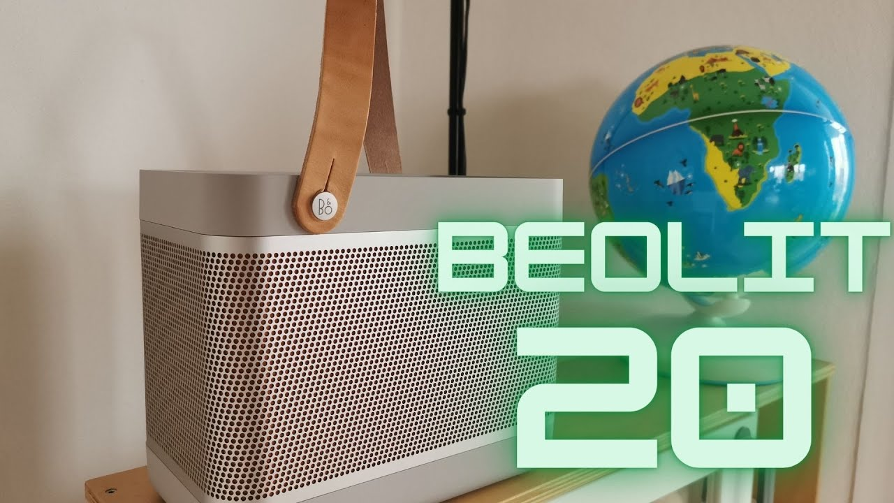 Video – Bang & Olufsen BEOLIT 20