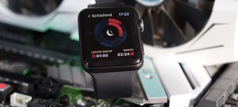 6 Apple Watch Schlaftracker Apps
