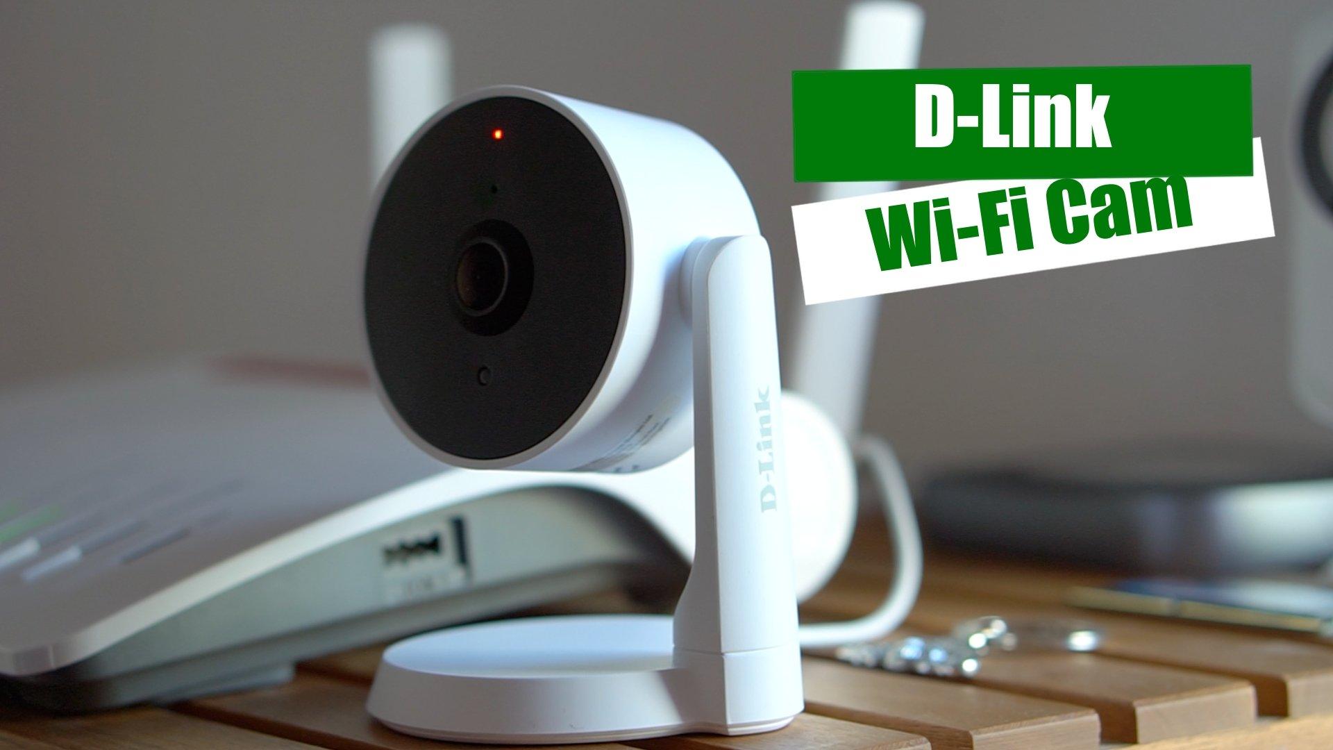Video – D-Link DCS-8325LH