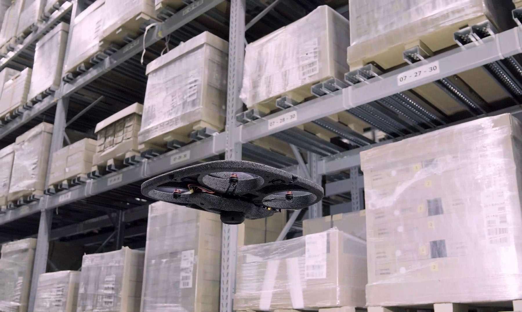 Drohnen im IKEA Spreitenbach
