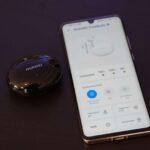 Verbunden mit der Huawei AI-App