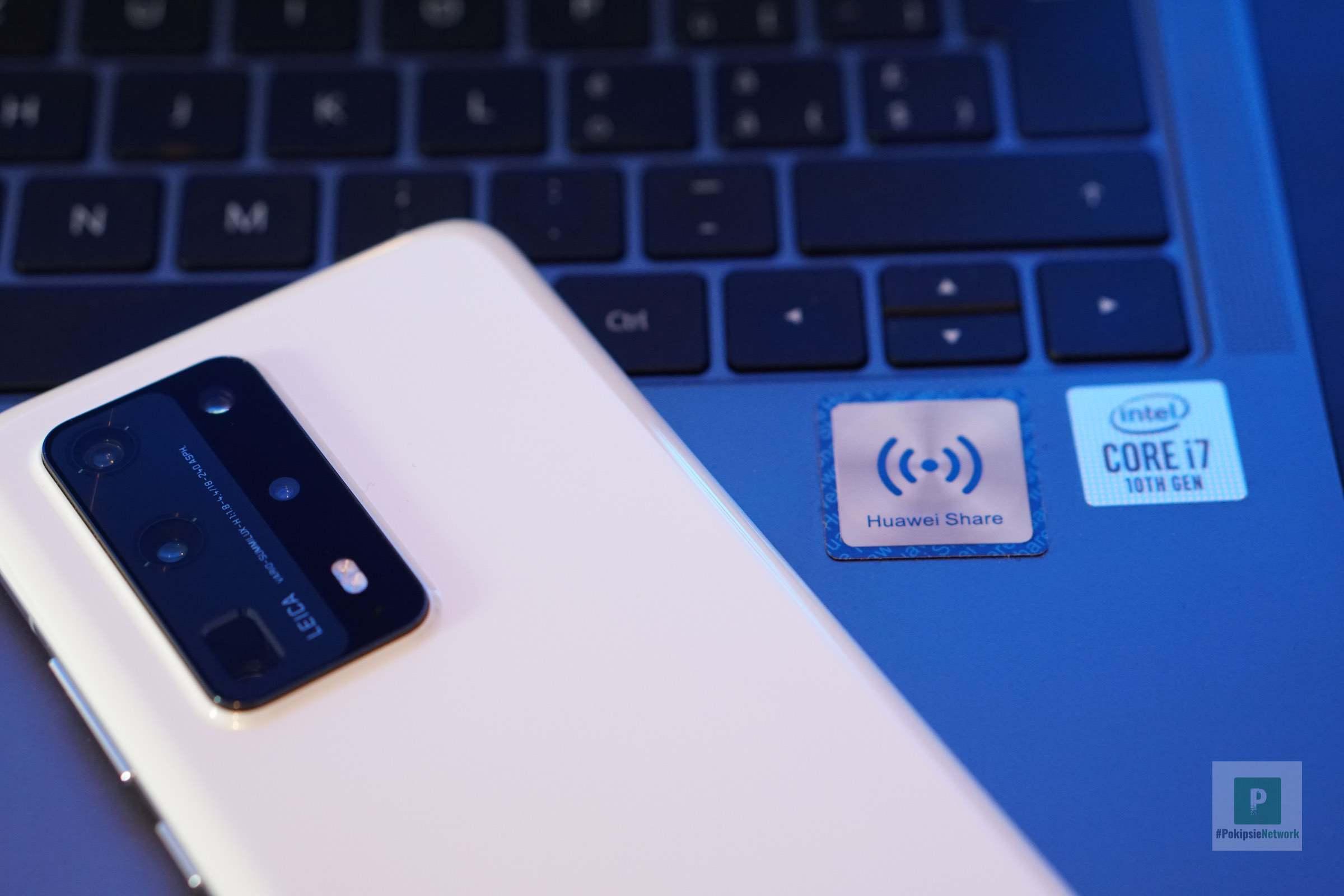 Huawei Share – Was ist das? Wie funktioniert es und was kann es?