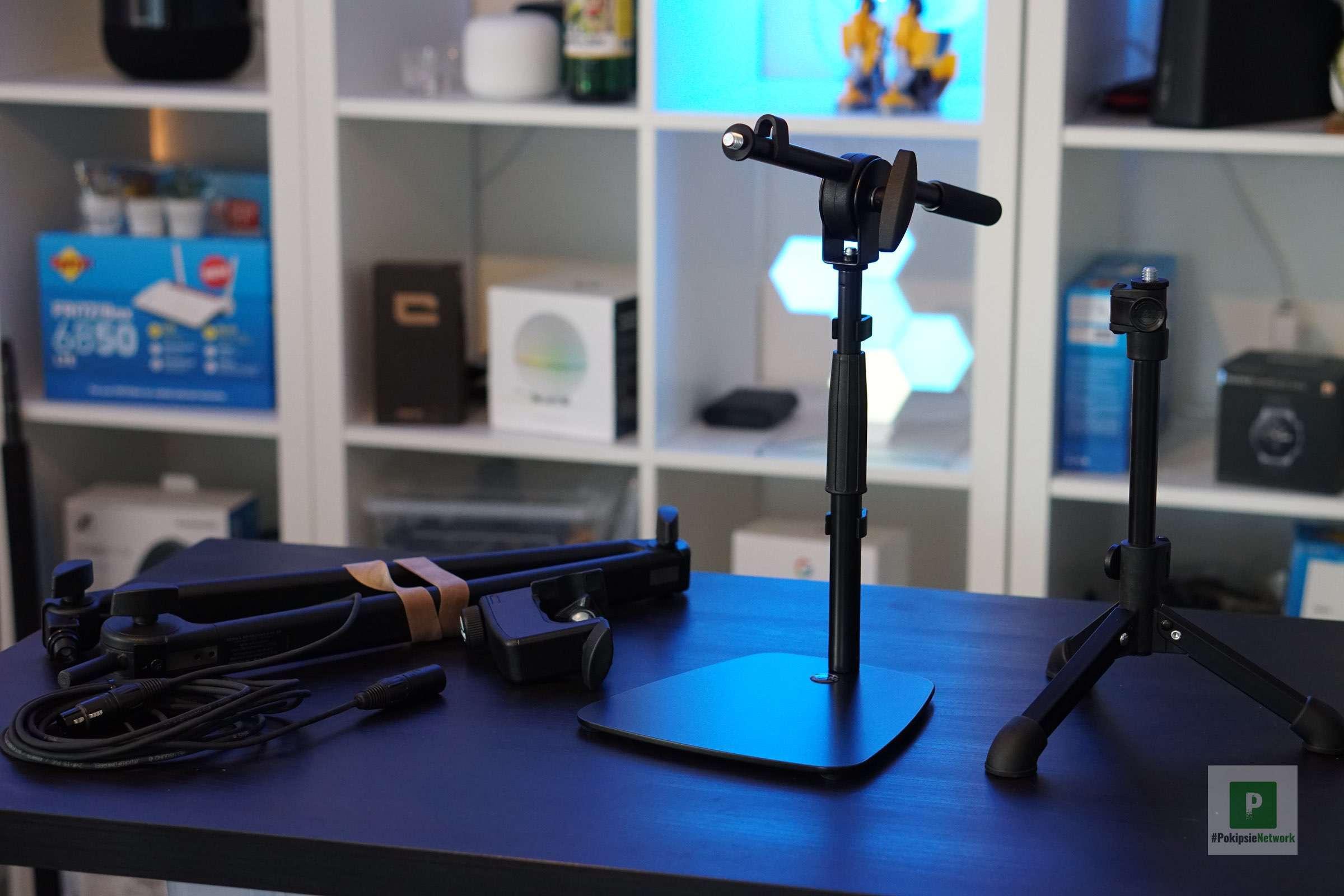 Der perfekte Mikrofonständer