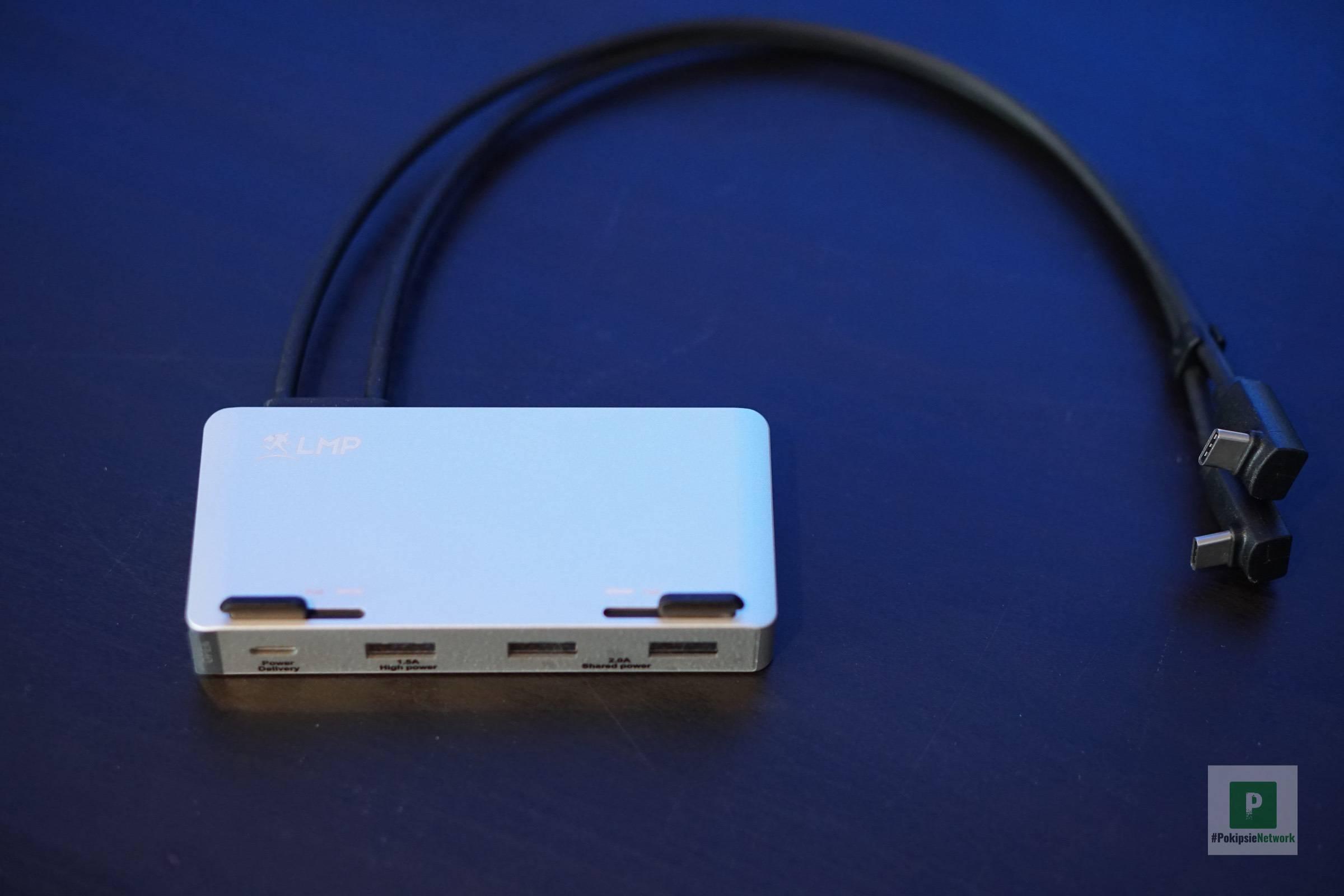 Das USB-C-Dock