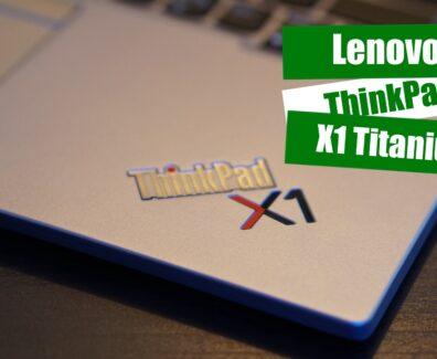 Lenovo – ThinkPad X1 Titanium