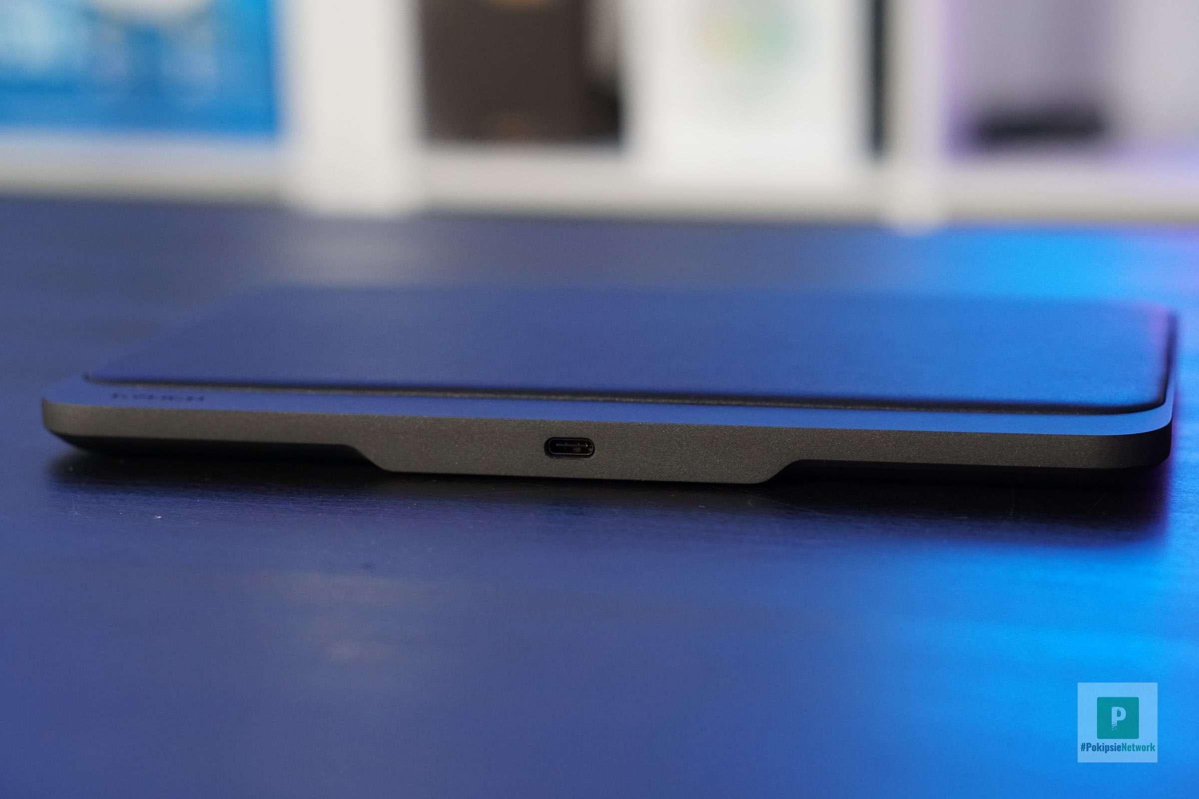 Der USB-C-Port