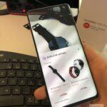 Huawei P30 Pro New Edition - Objekte identifizieren