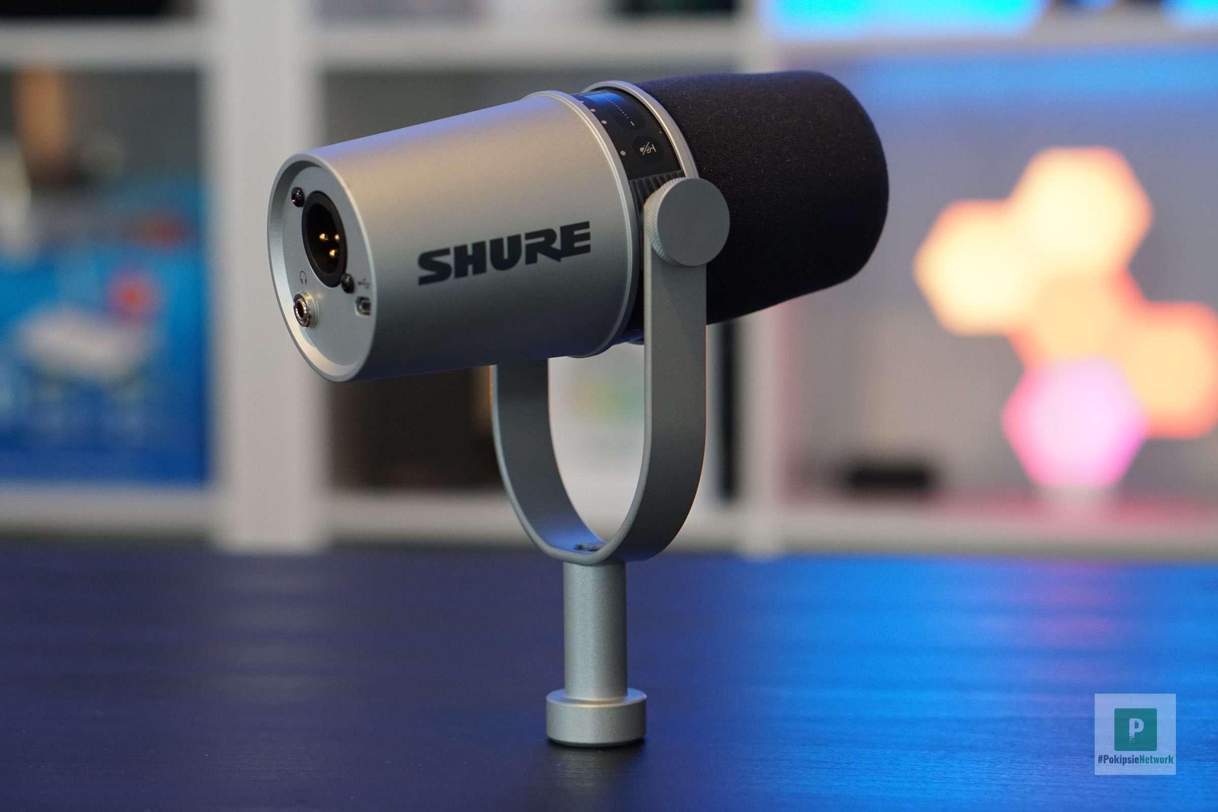 Das Shure Mikrofon