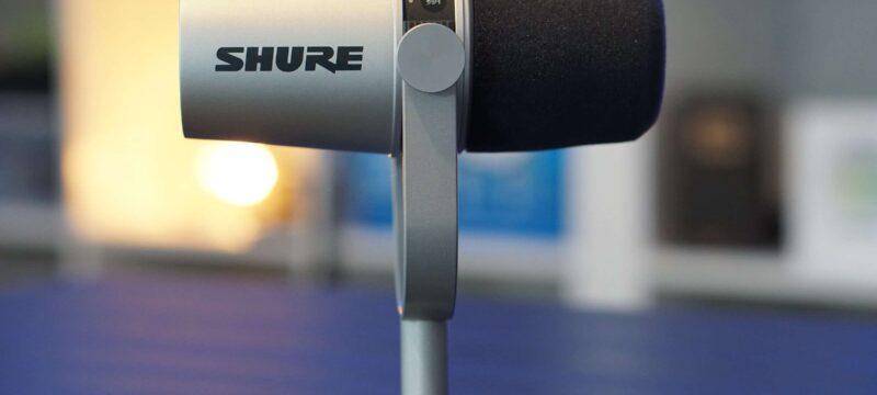USB und XLR Mikrofon