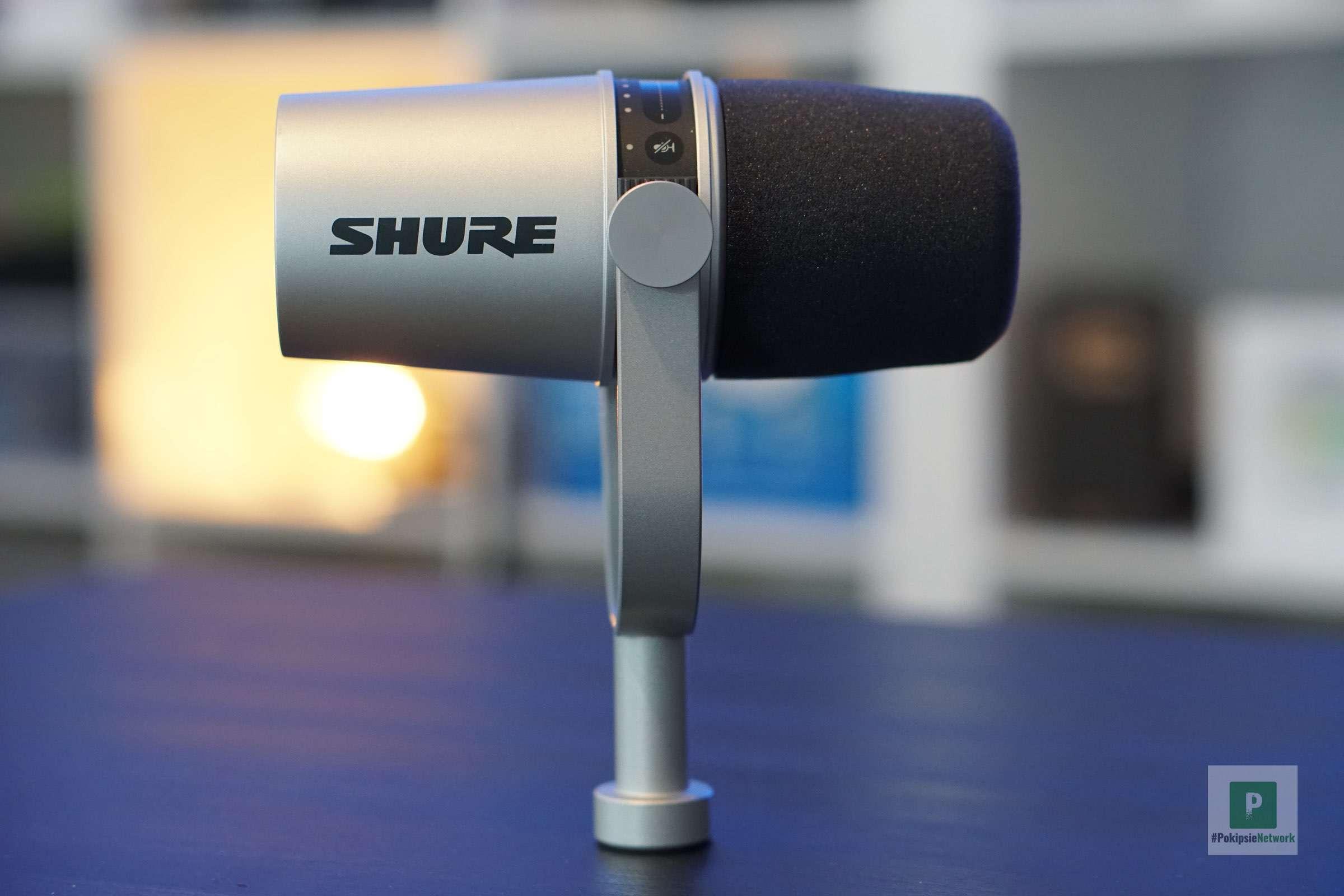 Shure MV7 Test – Aus der Sicht eines Podcaster