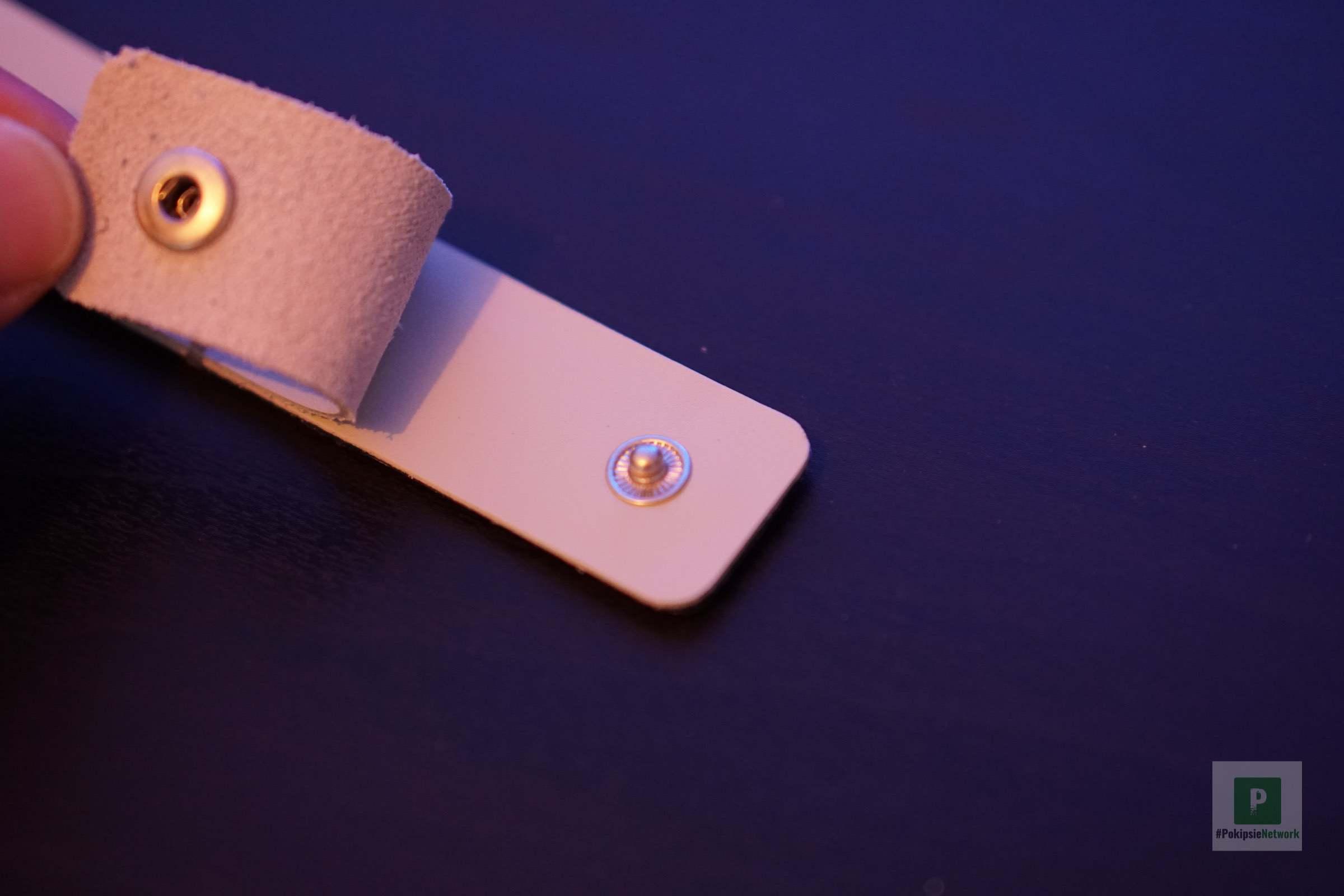 Einfacher Knopfverschluss
