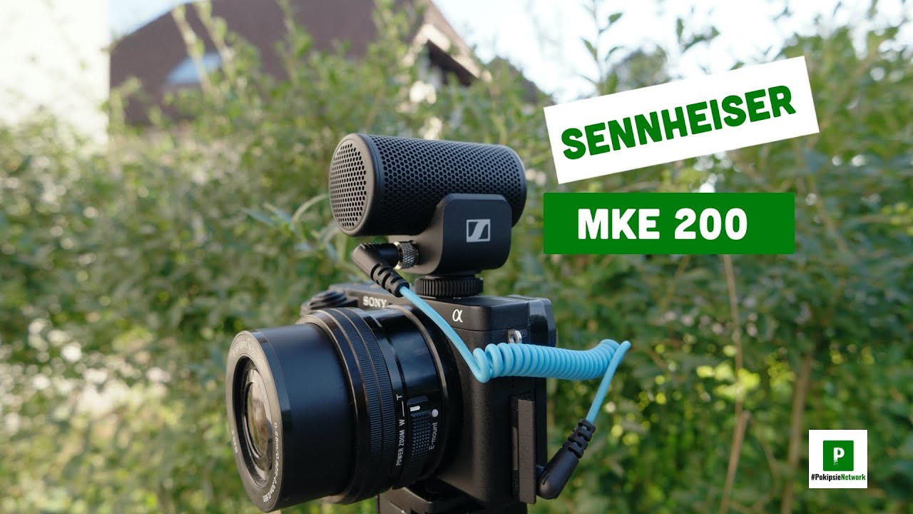 Video – Sennheiser MKE 200