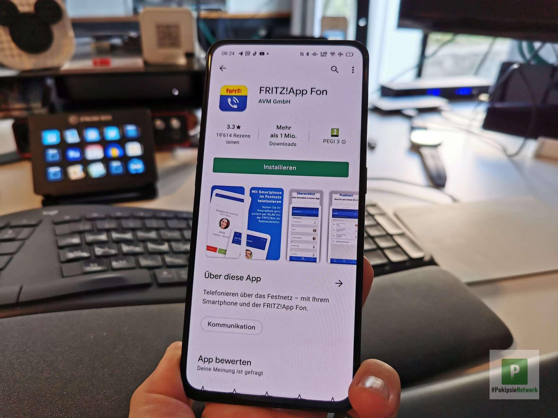 FRITZ!App Fon für Android – Endlich neues Design