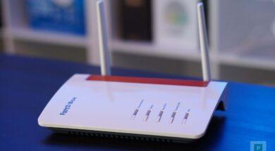 AVM – FRITZbox 6850 LTE