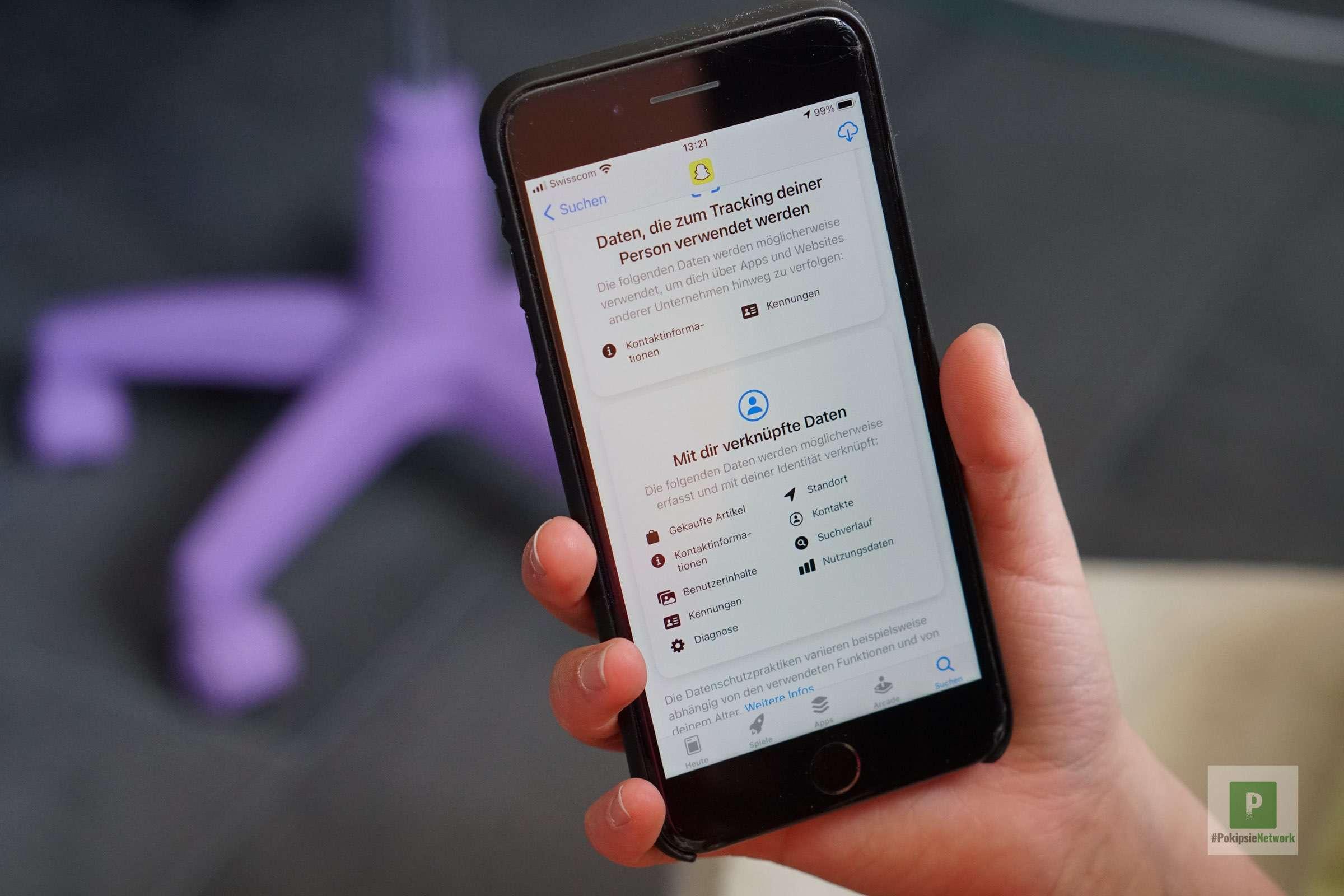 Apps, die zu viele Berechtigungen möchten