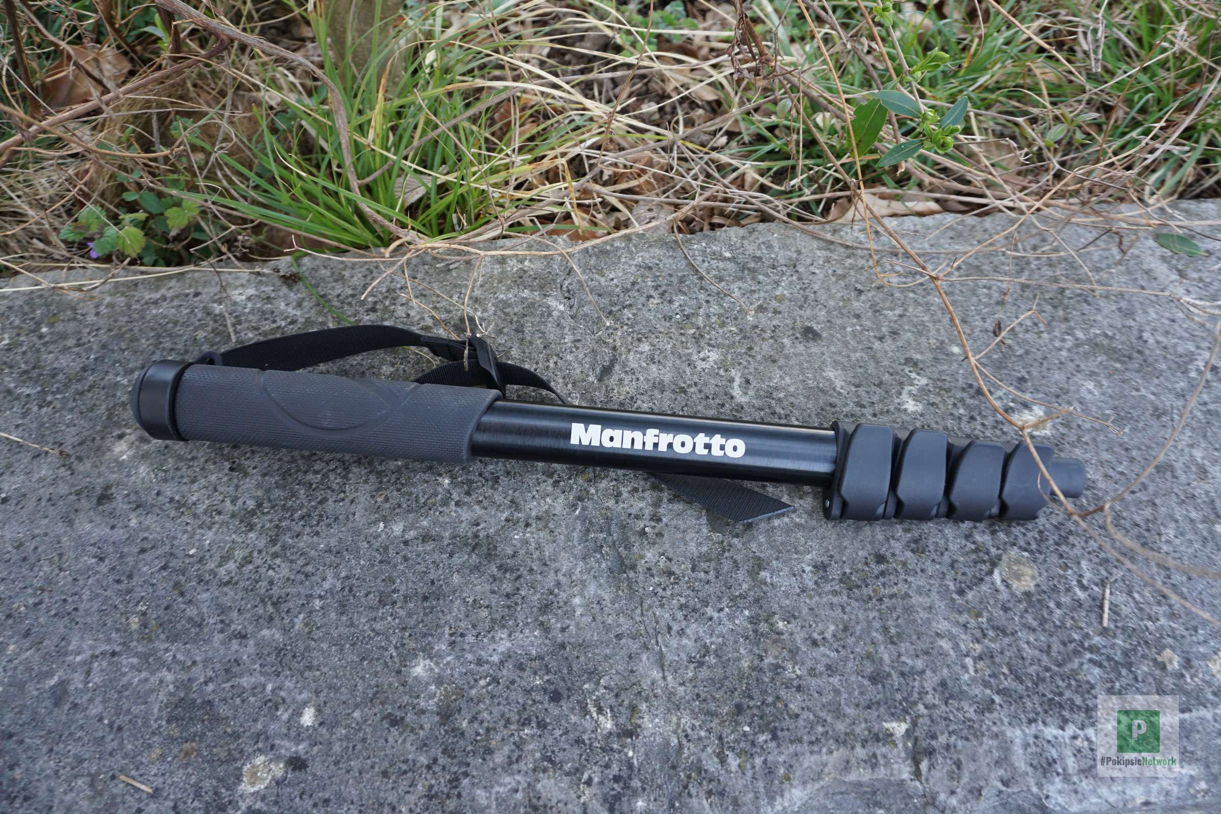 Manfrotto Monopod Test