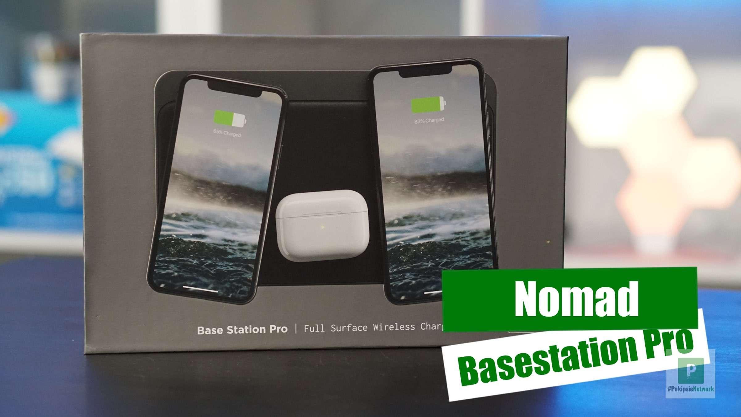 Video – Nomad Base Station Pro