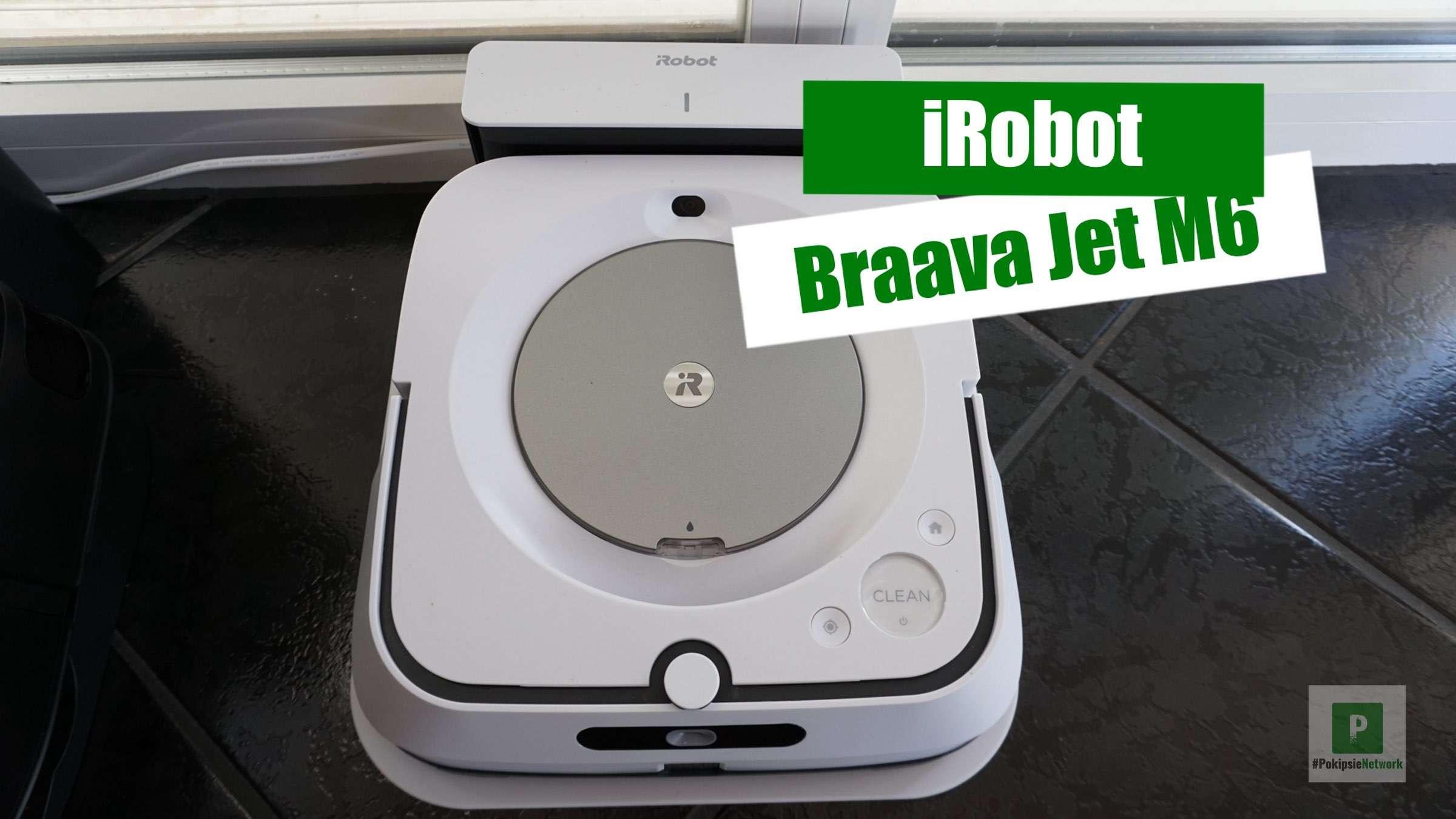 Video – iRobot Braava Jet M6
