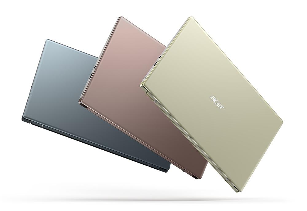 Acer Swift X – Mit GeForce RTX 3050 (Ti)