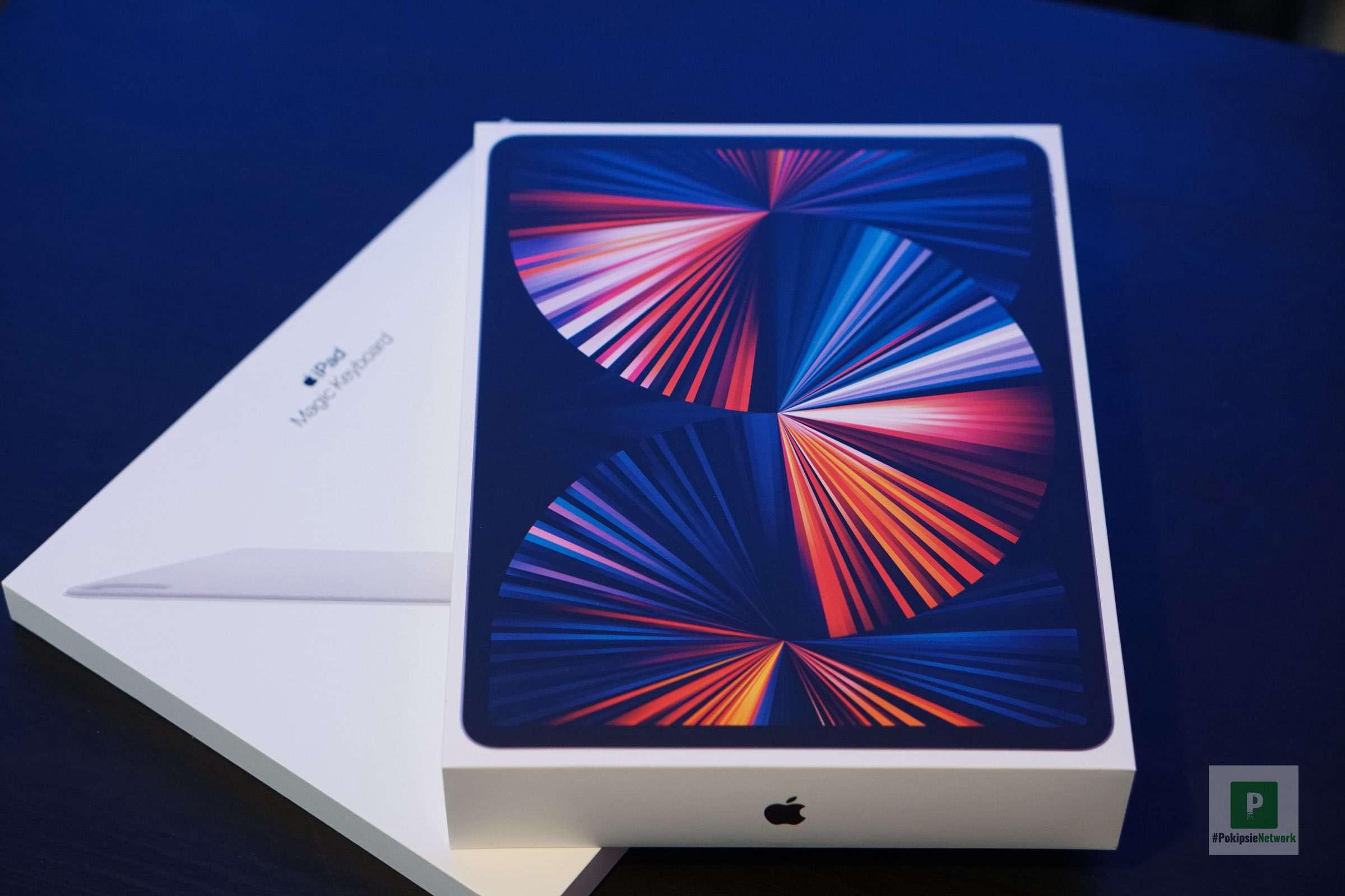 iPad Pro 2021 – Ein erster Blick auf das 12.9″ Display