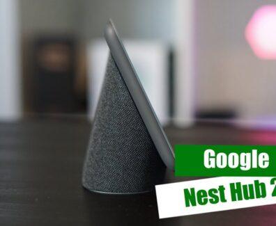 Google Nest Hub 2 – Video