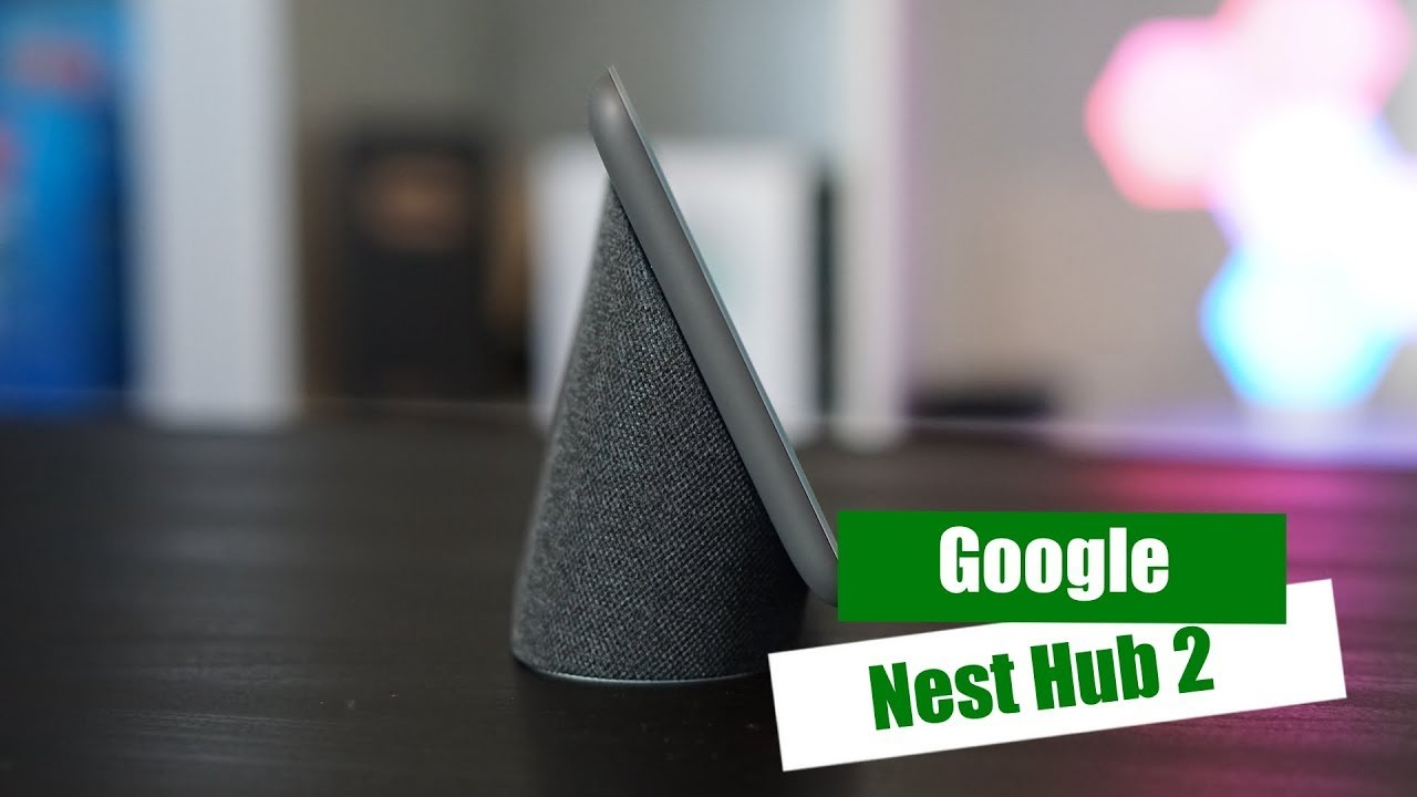 Video – Google Nest Hub 2