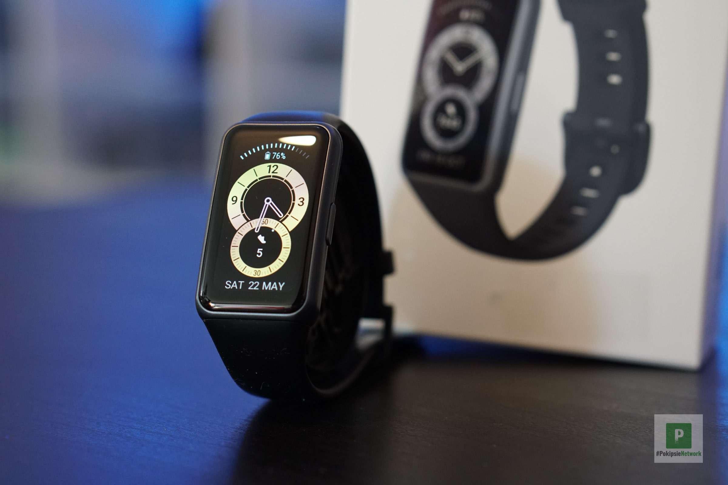 Huawei Band 6 vorgestellt