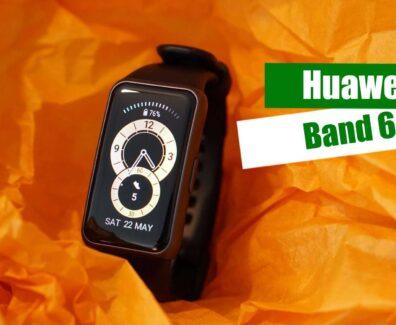 Huawei – Band 6