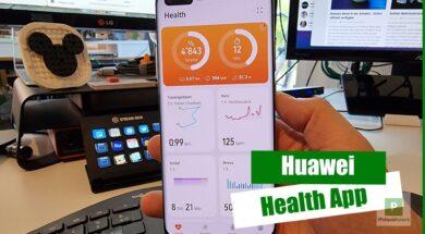 Huawei Health App