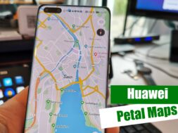 Huawei – Petal Maps Headerbild