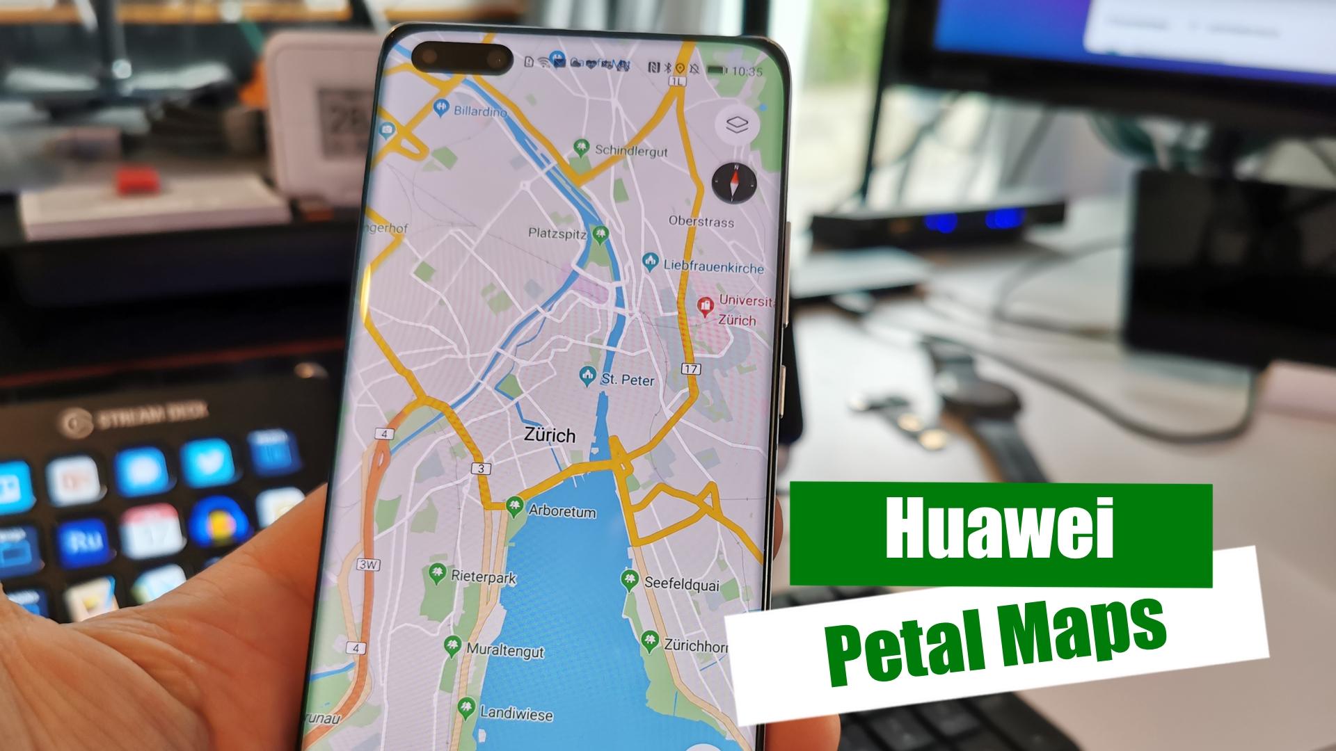 Video – Petal Maps – Was ist das und was kann das?