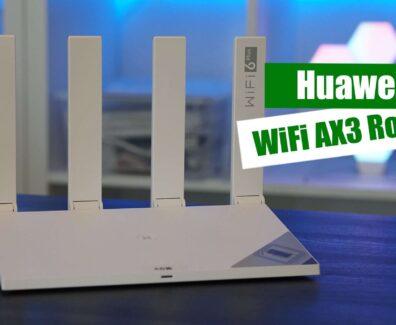 Huawei – WiFi AX3 Router