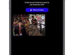 Die neue, nicht Selfie App