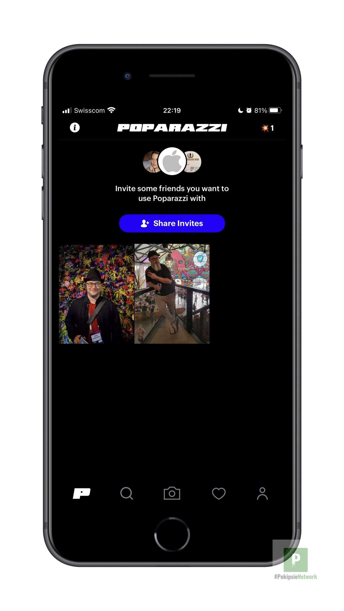 Poparazzi – Die nächste Social Media Hype App?