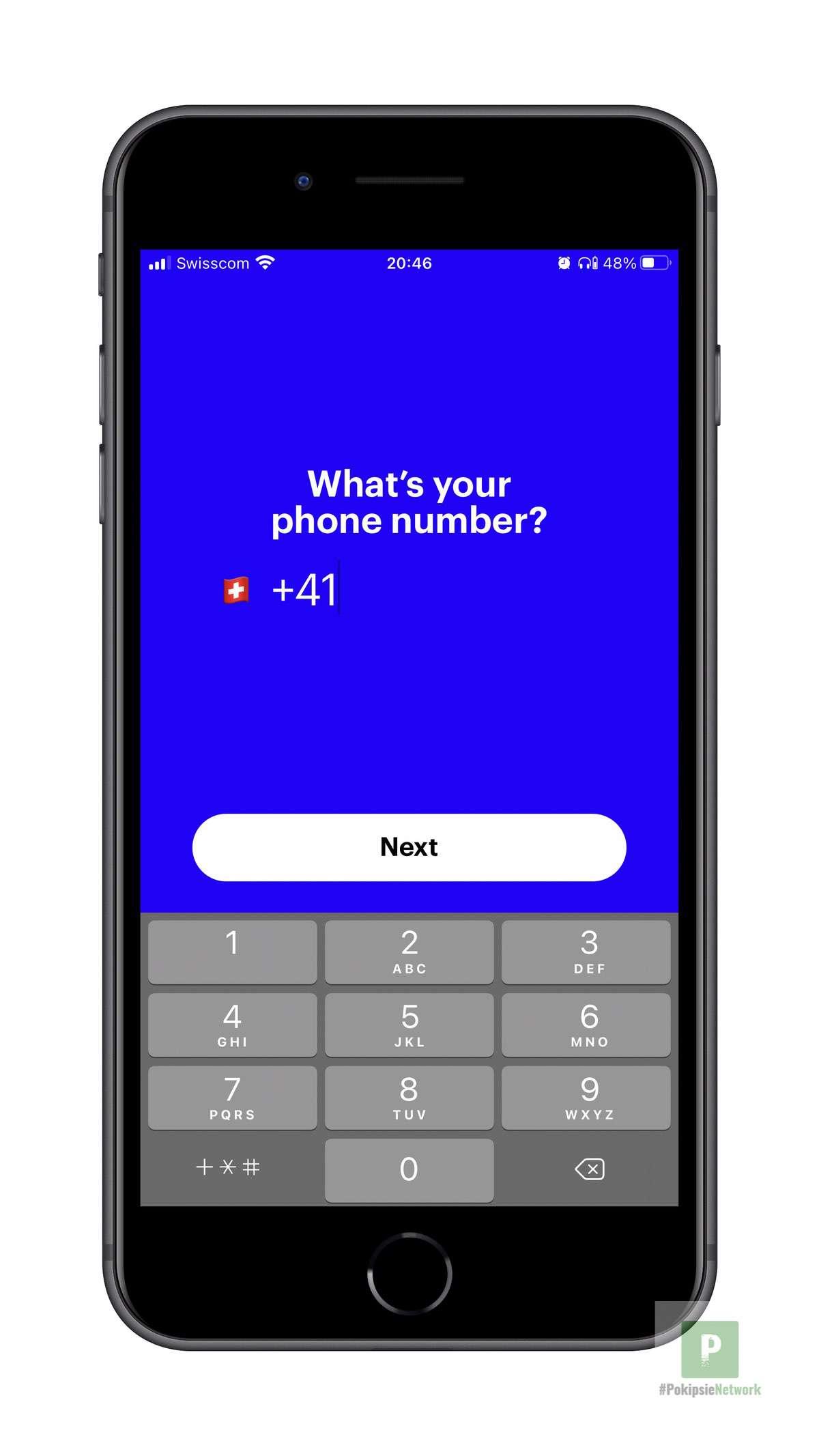 Wie lautet deine Telefonnummer?