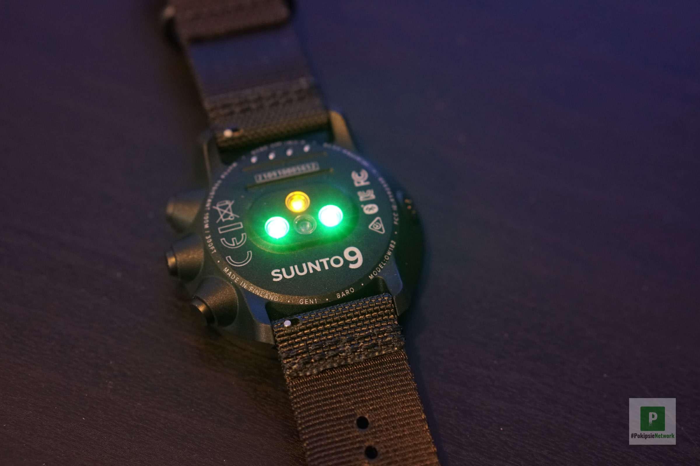Die drei Sensoren