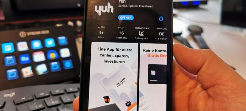 Yuh – Postfinance und Swissquote spannen zusammen