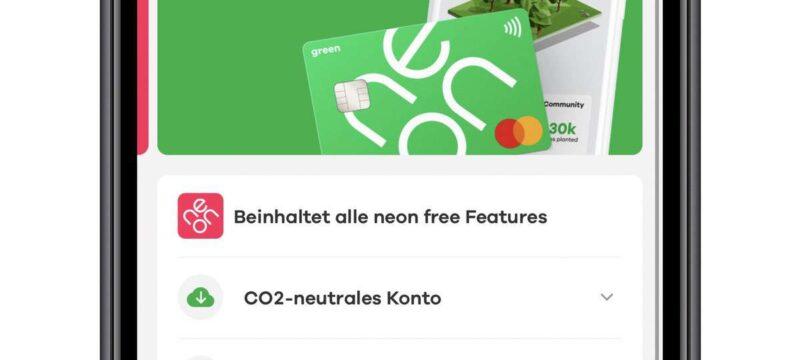 neon green – Das Angebot