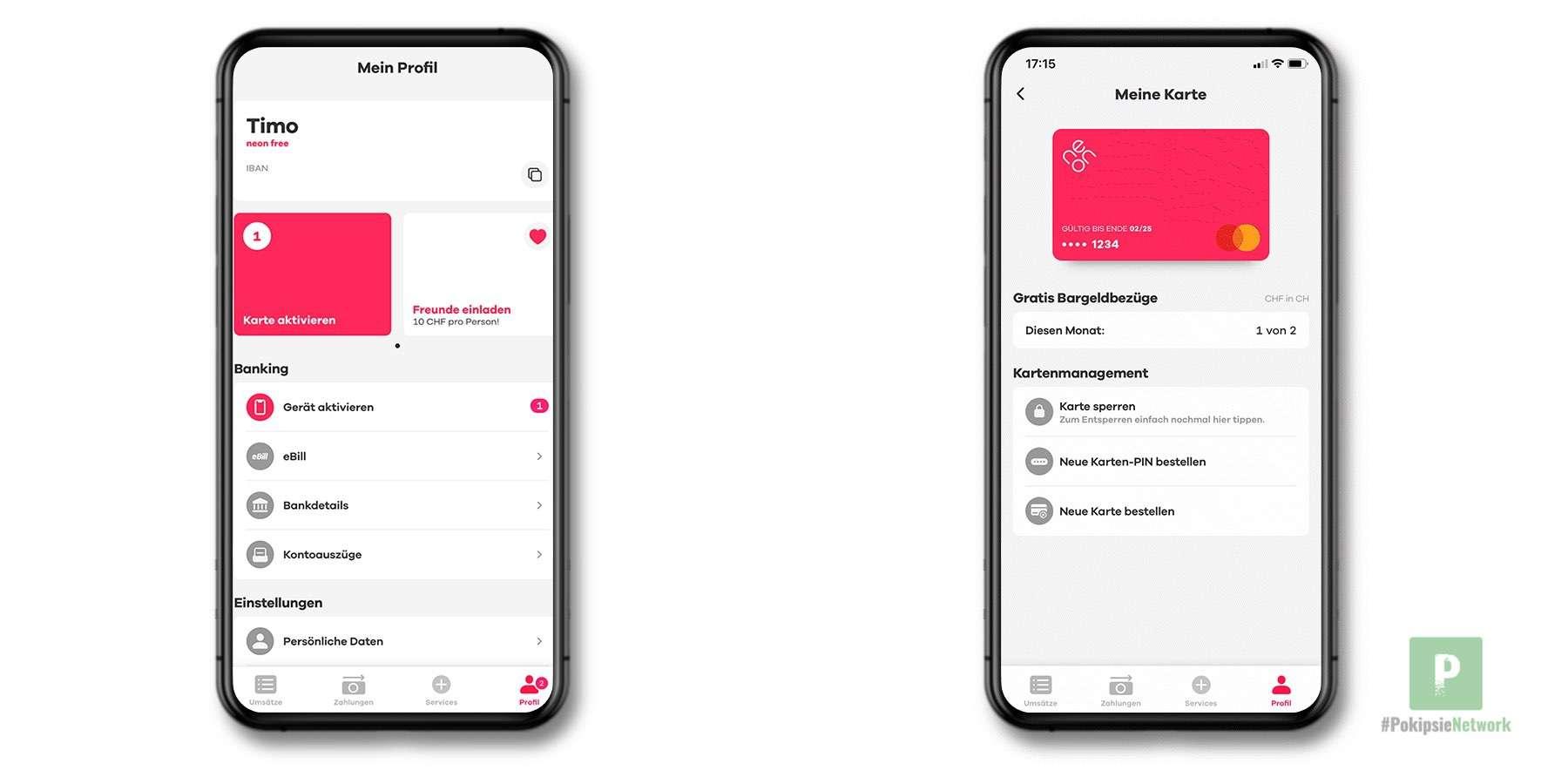 Kreditkarte selber sperren – Neon übergibt dem Nutzer mehr Freiheit
