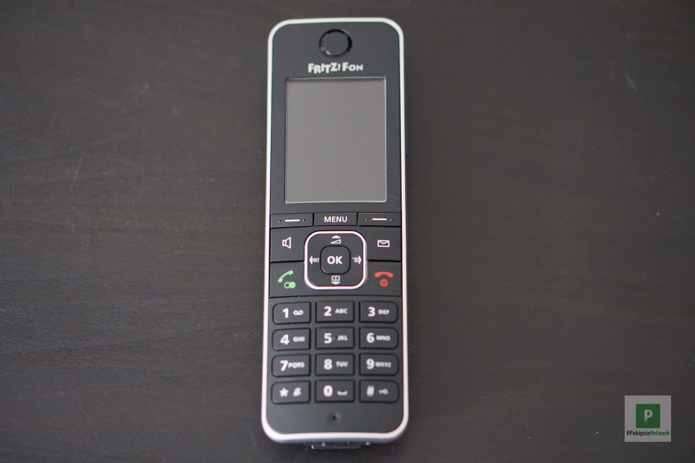 Die Telefon-Front