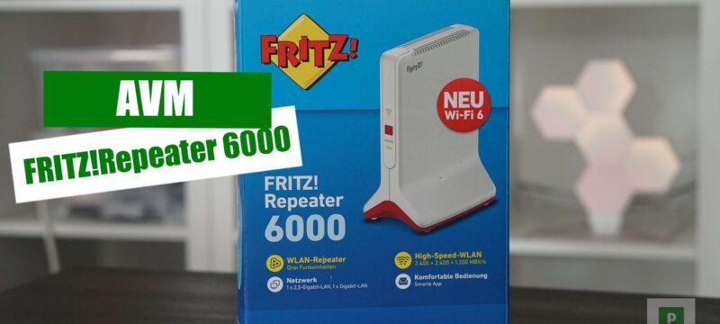 AVM – FRITZ!Repeater 6000