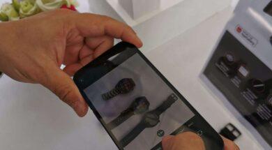 Huawei – Watch 3