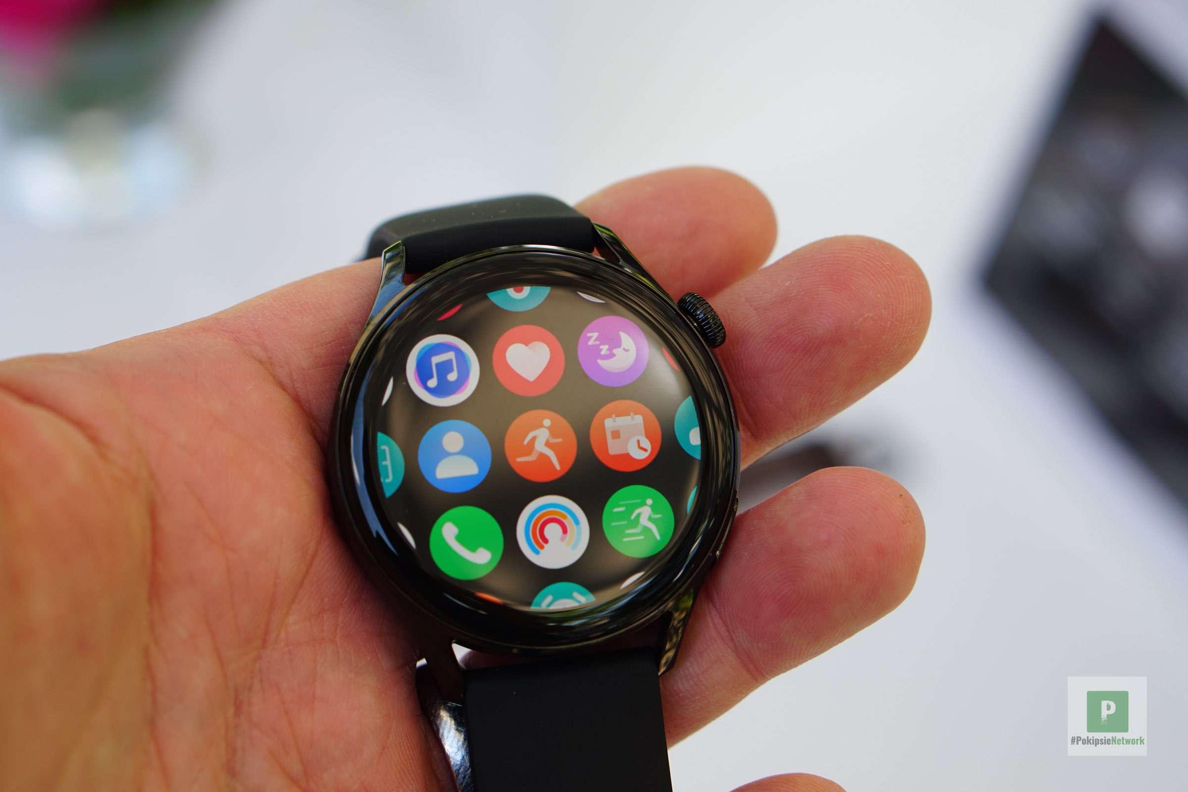 Huawei - Watch 3 - Active