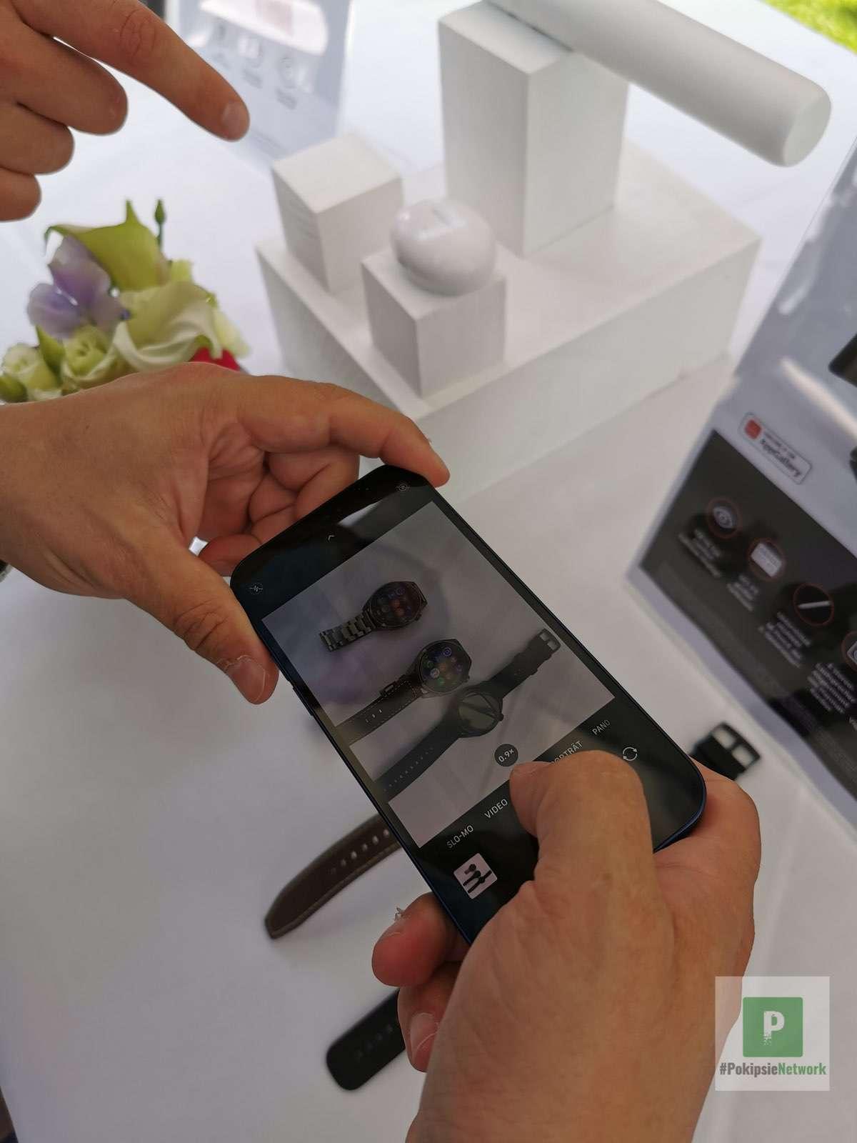 Huawei Watch 3 vorgestellt – Die erste Smartwatch mit Temperatur Messung