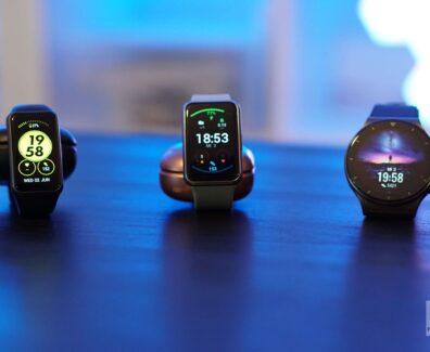 Huawei – Wearables und Smartwatches